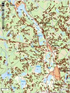 Avverkningsanmälningar 1998-2014. Källa: Skogsstyrelsen